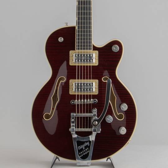 G6659T Players Edition Broadkaster Jr. Center Block Single-Cut Dark Cherry Stain