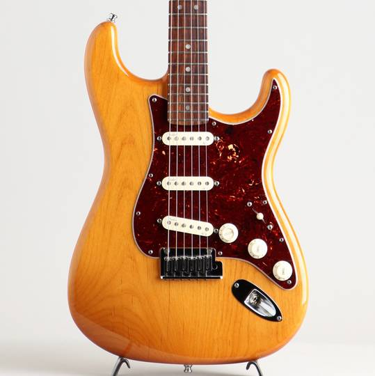 American Deluxe Stratocaster N3 Amber 2012