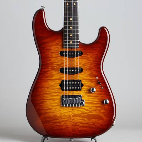 Classic Figured Maple Cherry Sunburst 1998
