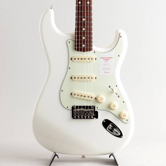 Made in Japan Hybrid 60s Stratocaster Arktic White