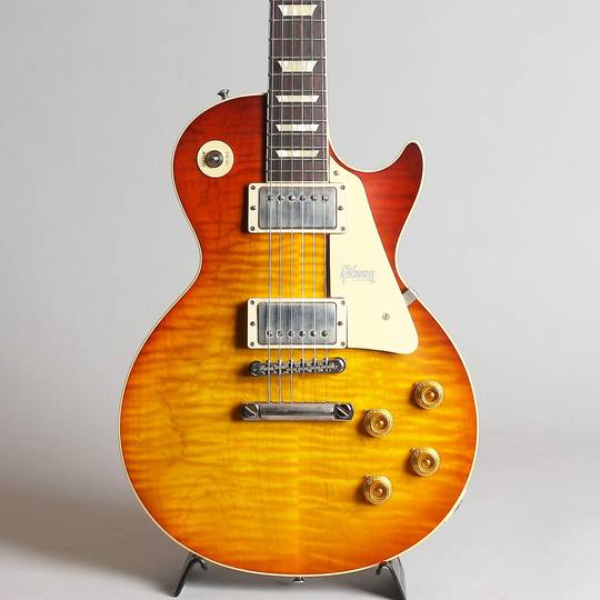 Historic Collection 1958 Les Paul Standard VOS Orange Sunset Fade #8 91042【現地選定材】