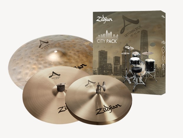 A Zildjian City Pack NAZLCITYP248