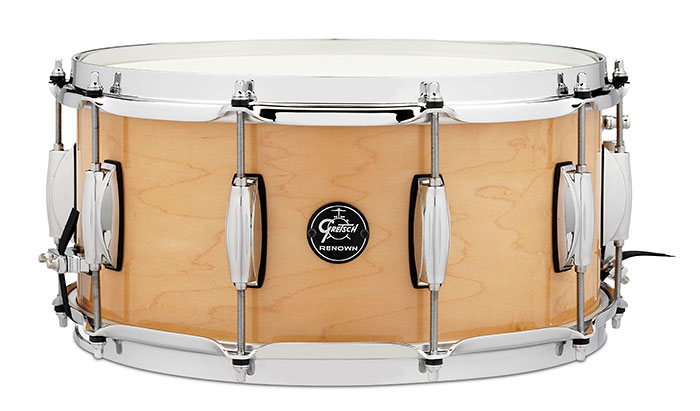 RN2-6514S-GN / RENOWN Series Snare レナウンシリーズ