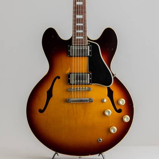 Time Machine Series CTF-64 Aged Sunburst