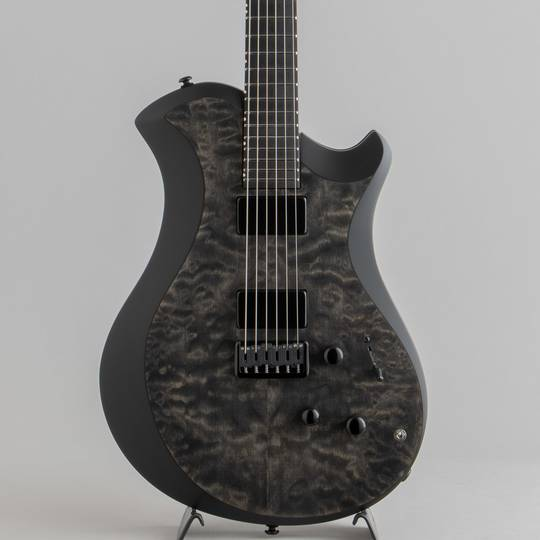 Mary ONE Quilted Maple Black Edge w/Nailbomb