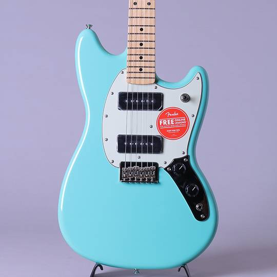 Player Mustang 90/Seafoam Green