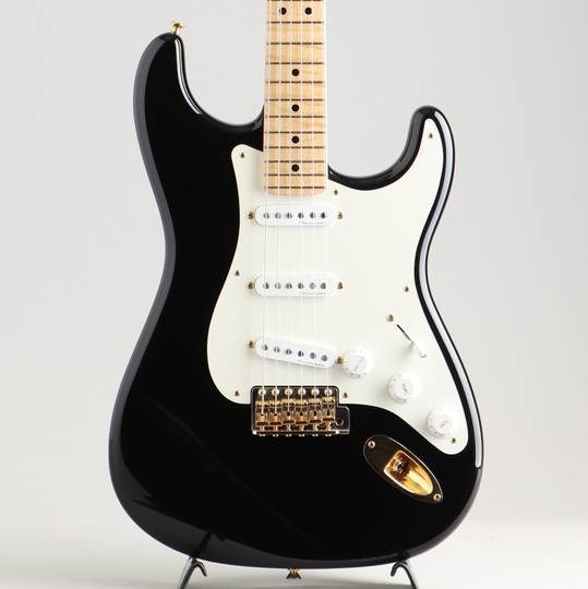 Active Stratocaster NOS Black by Paul Waller 2013