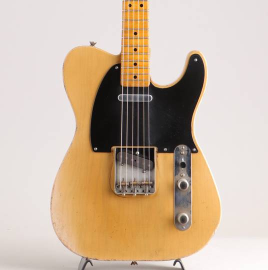 1950-52 Blackguard Butterscotch Blonde #0136 Medium Aging C neck