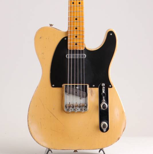 1950-52 Blackguard Butterscotch Blonde #0138 Medium Aging C neck