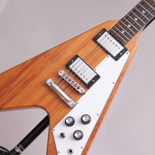 GIBSON Flying V Antique Natural【S/N:203610144】 ギブソン サブ画像8