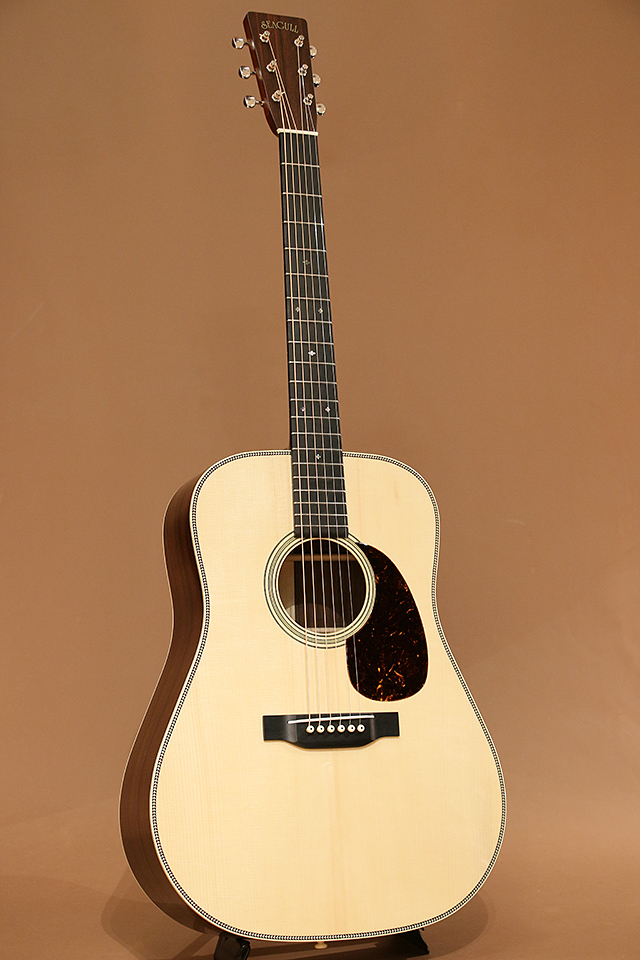 SD-60 1937 Aging Adirondack Spruce/Indian Rosewood