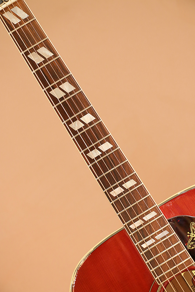 GIBSON 1963 Hummingbird 100th Anniversary ギブソン サブ画像5