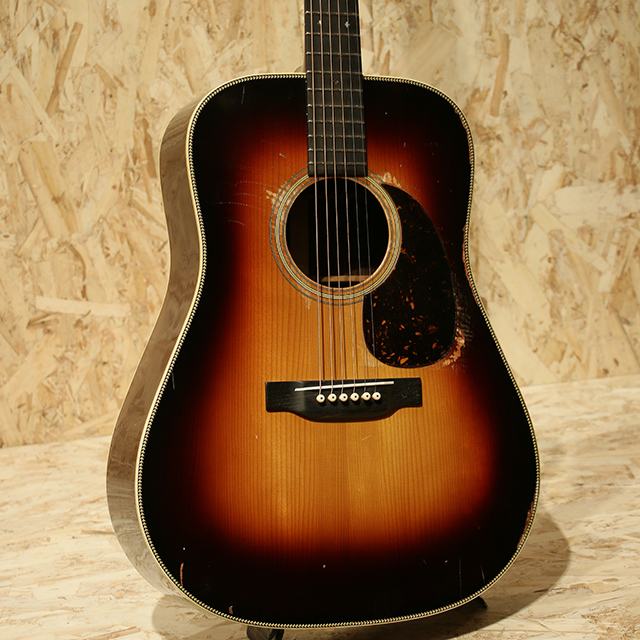 SD-60 1940 Aged SB TA/IR/A03 Indian Rosewood