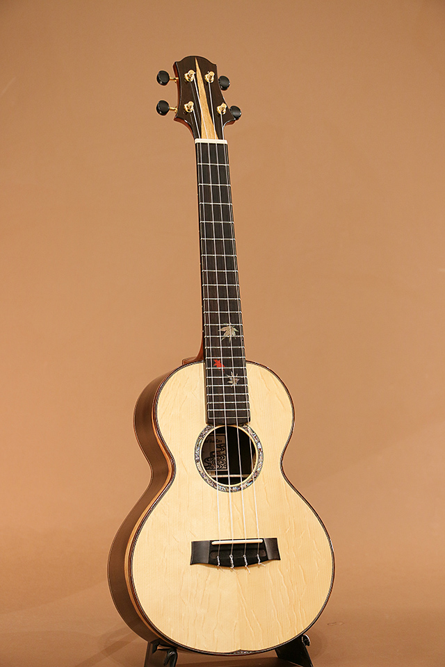 Tenor Ukulele German Spruce/African Blackwood