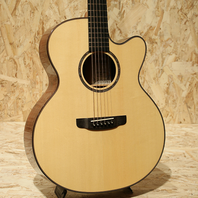 Grand Solo AS/CC Adirondack Spruce/Cocobolo