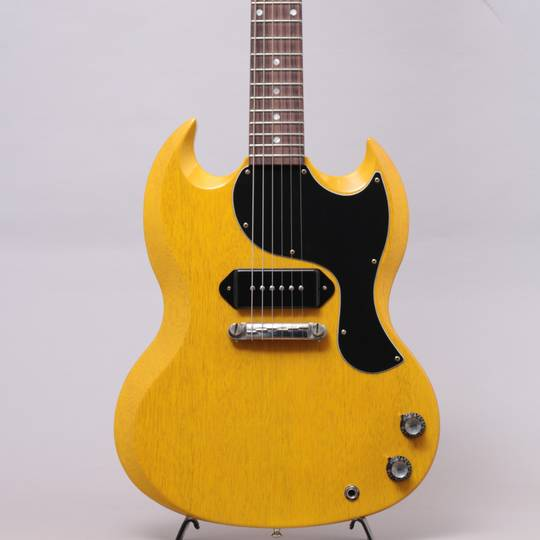 Japan Limited Run 1963 SG Junior Lightning Bar Bright TV Yellow VOS【S/N:001253】