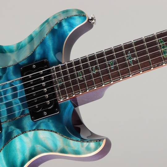 Paul Reed Smith Private Stock #8459 Santana II Custom Blue Fade ポールリードスミス サブ画像11
