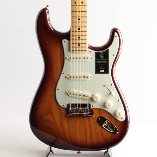 75th Anniversary Commemorative Stratocaster/2-Color Bourbon Burst/M【S/N:US20092809】