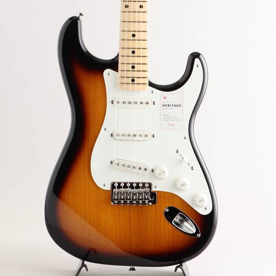 Made in Japan Heritage 50s Stratocaster/2-Color Sunburst【S/N:JD21007299】