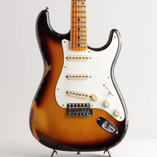 1956 Stratocaster Heavy Relic/2-Color Sunburst【S/N:R100618】現地木材選定品