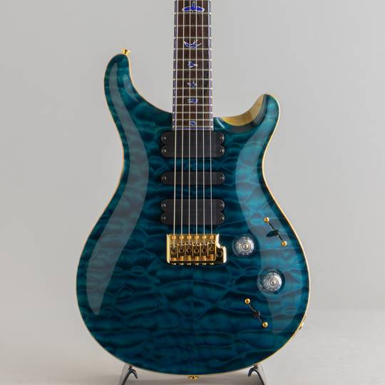 Private Stock #4127 Modern Eagle 24 Fret  Blue Steel 2013