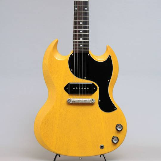 Historic Collection 1963 SG Junior Lightning Bar Bright TV Yellow VOS【S/N:001383】