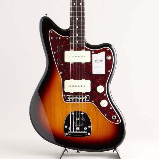 Made in Japan Heritage 60s Jazzmaster/3-Color Sunburst【S/N:JD20006687】