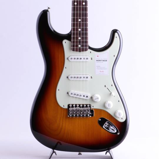 Made in Japan Heritage 60s Stratocaster/3-Color Sunburst【S/N:JD20001642】