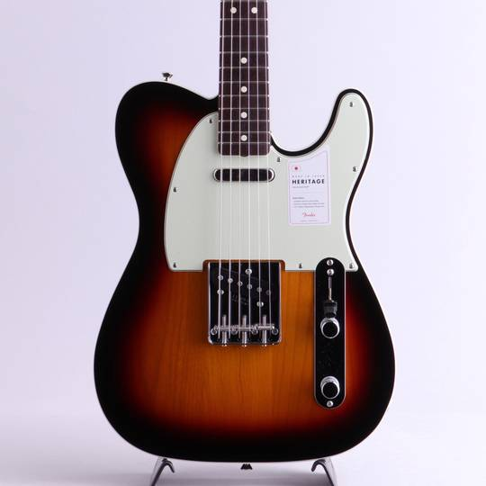Made in Japan Heritage 60s Telecaster Custom/3-Color Sunburst 【S/N:JD200001365】