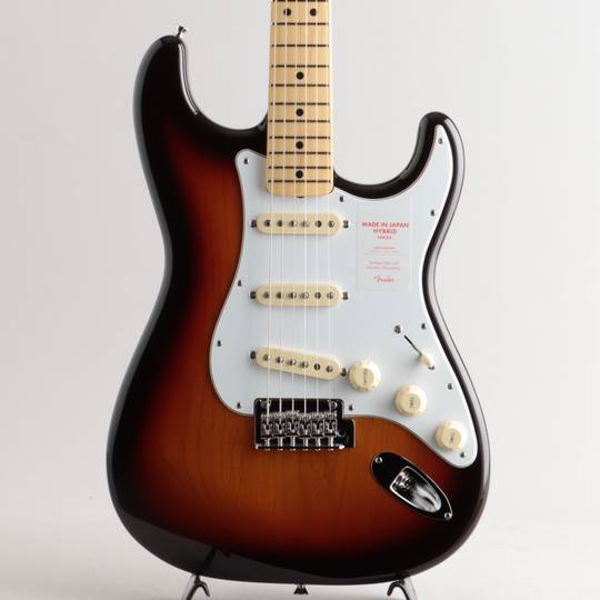 Made In Japan Hybrid 68 Stratocaster/3-Color Sunburst/M
