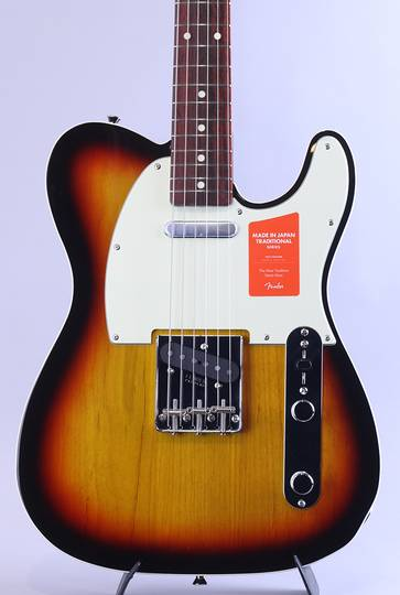 Made In Japan Traditional 60s Telecaster Custom/3-Color Sunburst