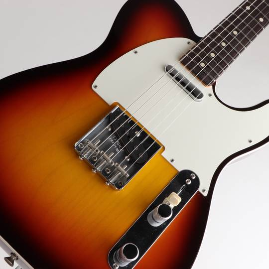 FENDER CUSTOM SHOP Vintage Custom 1959 Telecaster Custom NOS/Chocolate 3-Color Sunburst【S/N:R101442】 フェンダーカスタムショップ サブ画像9