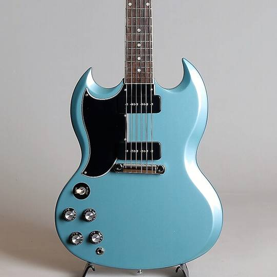 SG Special Faded Pelham Blue Left Hand	【S/N:200200403】【ローン36回無金利】