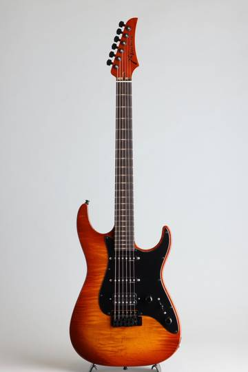 Marchione Guitars Vintage Tremolo Flamed Maple S-S-H Violin Burst  マルキオーネ ギターズ サブ画像2
