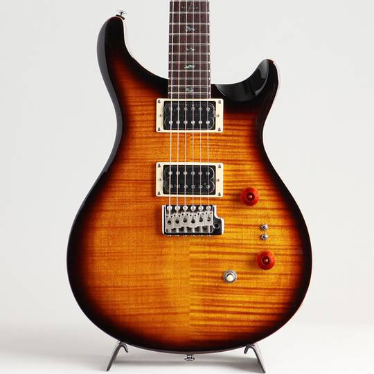35th Anniversary SE Custom 24 Black Gold Burst