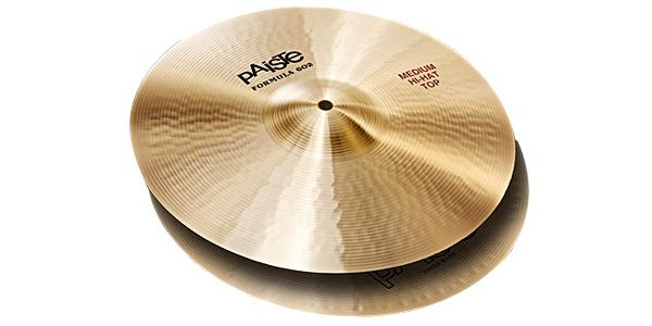 "FORMULA602 14"" Medium HiHats"