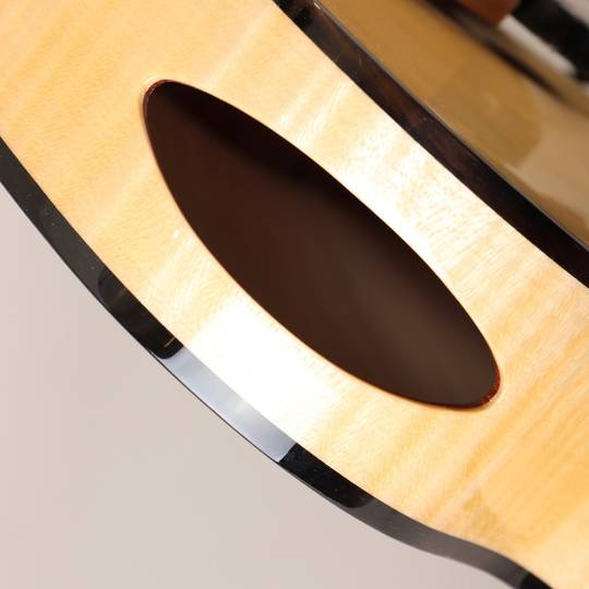Marchione Guitars 16 inch Arch Top Swiss moon Spruce Top Swiss Flame Maple Side & Back マルキオーネ ギターズ サブ画像15