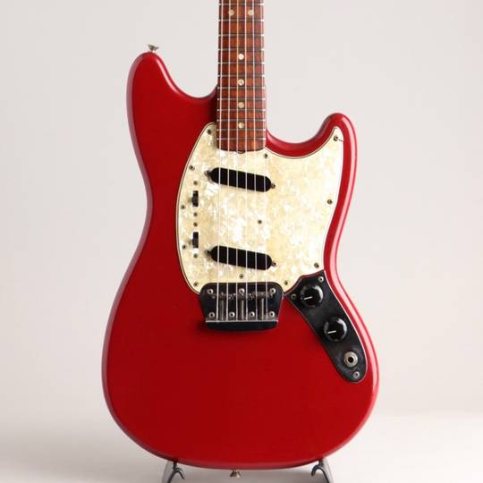 1966 Duo Sonic II Red