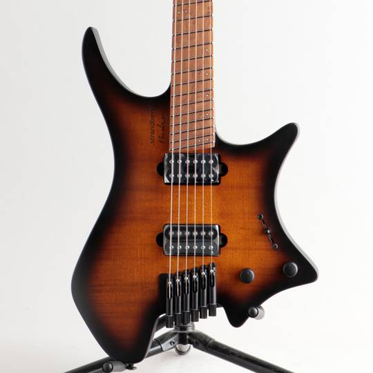 Boden Original 6 Neck-Through Brown Burst