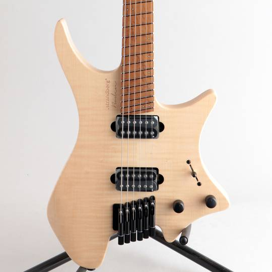 Boden Original 6 Neck-Through Natural