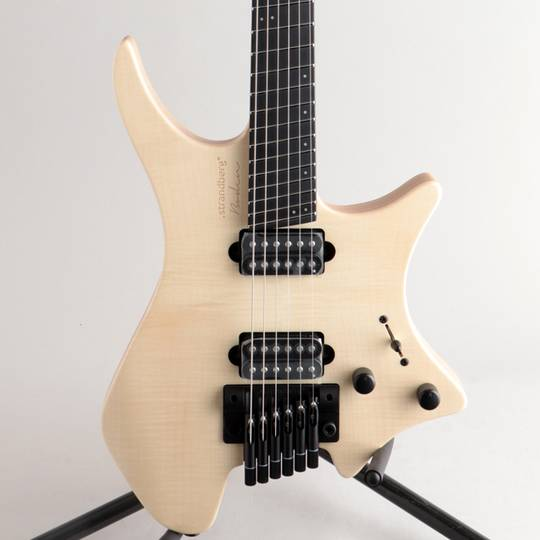 Boden Prog 6 Neck-Through Natural
