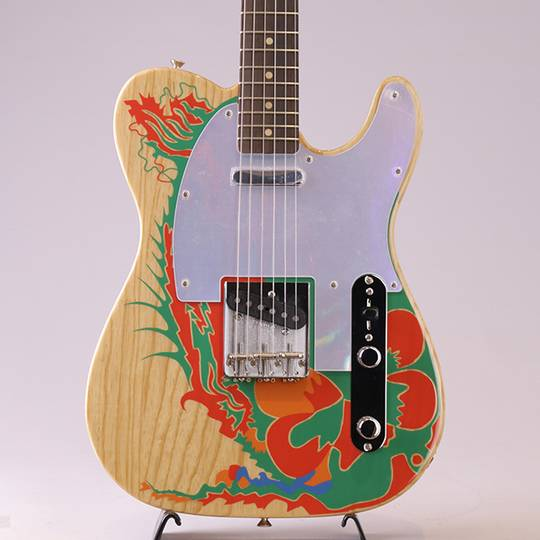 Jimmy Page Telecaster/Natural/R【S/N:MXN00927】