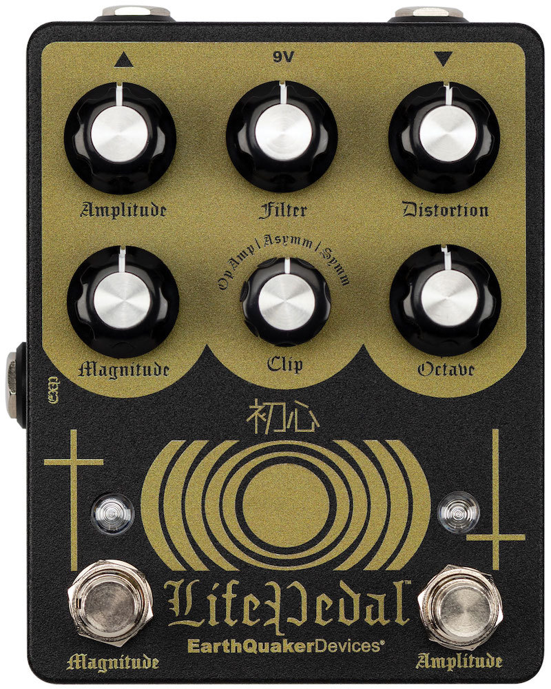 Earth Quaker Devices Life Pedal V2 アースクエイカーデバイス