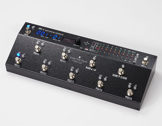 ARC-4 AUDIO ROUTING CONTROLLER