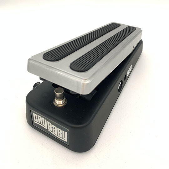 GCB65 CRY BABY® CUSTOM BADASS DUAL-INDUCTOR EDITION WAH