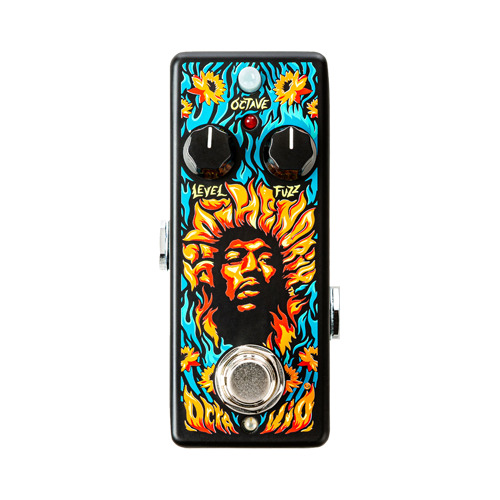 JHW2: Authentic Hendrix '69 Psych Series OCTAVIO Fuzz