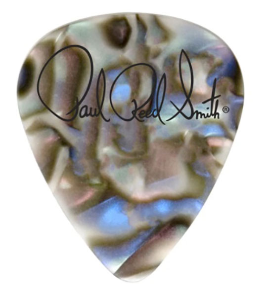 Abalone Shell Celluloid Picks 12枚入り