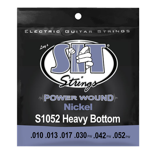 PowerWound HEAVY BOTTOM.010-.052 (S1052)
