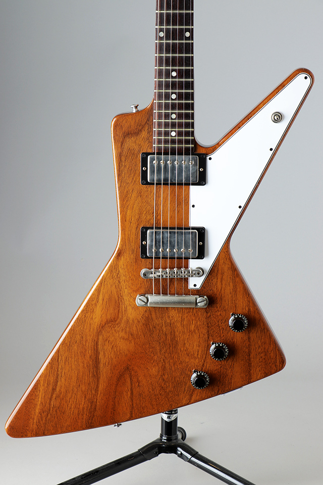 Futura Mahogany VOS Antique Natural 2018