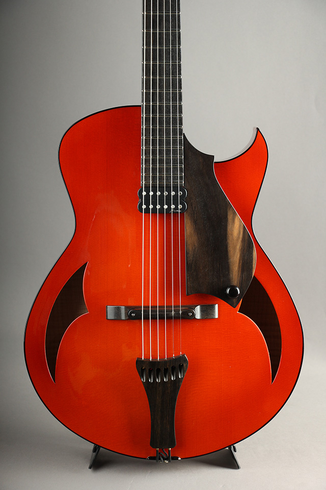 15 Inch Archtop Custom Order 24 3/4 Scale